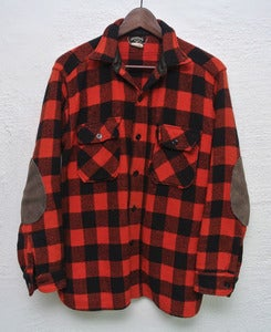 Image of Vintage plaid hunting jacket (M)