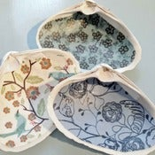 Image of Clam Shell Jewelry Dish- New Prints