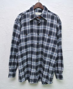 Image of Orvis flannel shirt (L)