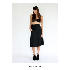 Image of Type Skirt