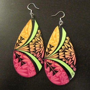 Image of Spring Flower Earrings