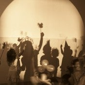 Image of Aug 5-9 PM Drama: Shadow-Play Camp for age 5-12
