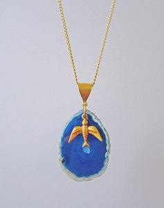 Image of The Great Beyond Bird Necklace