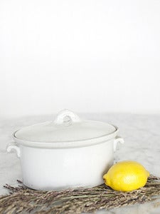 Image of Beautiful White Tureen