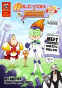 Image of Halcyon & Tenderfoot issue 1 (FREE UK P+P SALE)