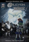 Image of Halcyon & Tenderfoot issue 2 (FREE UK P+P SALE)