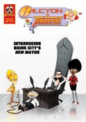 Image of Halcyon & Tenderfoot issue 3 (FREE UK P+P SALE)