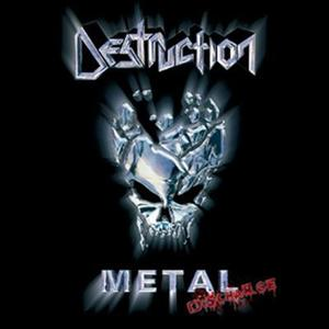 Image of Destruction - Metal Discharge