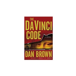 "Image of Dan Brown's ""The Da Vinci Code"""