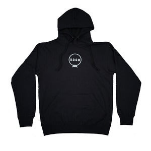 Image of S.O.O.N | Bow Knot Hood | Black