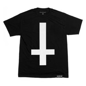 Image of Cross T-Shirt (Black)