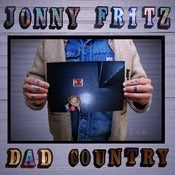 Image of JONNY FRITZ 'Dad Country' LP