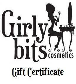 Image of Girly Bits Gift Certificate