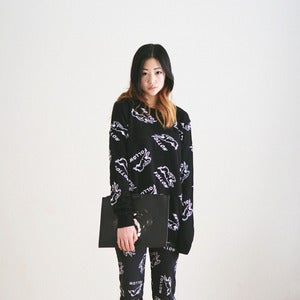 Image of FOLLOW knitted unisex jersey