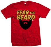 Image of Fear The Beard T-shirt