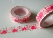 "Image of Washi tape ""Love&Love"""