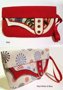 Image of Ranch Hand Clutch - Many Colors Available!