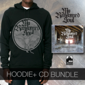 "Image of My Ransomed Soul ""Falsehoods"" Hoodie & CD"