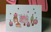 Image of SINGLE NOTECARDS: Birthday Card!
