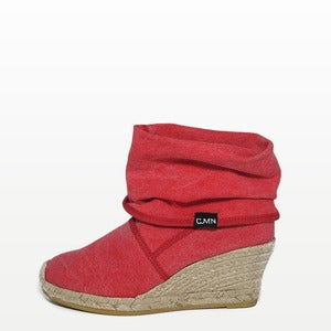 Image of BERRY Vintage Washed Wedge