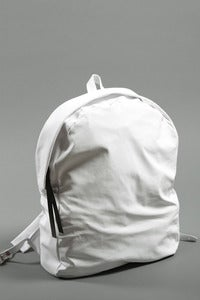 Image of Cowhide Backpack - Milk