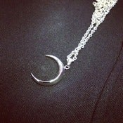 Image of Lunar Pendant Necklace