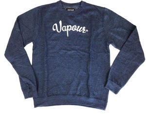 Image of Vapour - California Navy Heather Sweatshirt