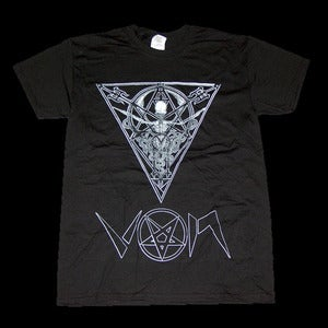 Image of VON-Black Mass T-Shirt (Ltd Ed 50)+Free Satanic Blood Full Length Digital Album Download+Giveaway