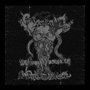 Image of VENIEN!!!-Tribal Blood: Ritual Manifestation (Advance Digital Demo+7&quot; Vinyl EP) (Ltd Ed Set 100)