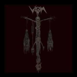 Image of VON-Satanic Blood 12&quot;x12&quot; (30x30cm) CD Booklet+Digital Download (Ltd Ed 500)