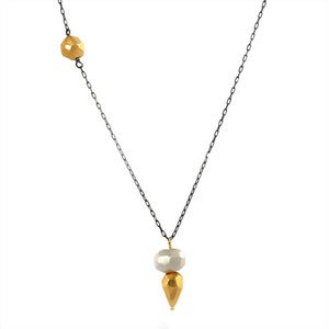 Image of Parabola Necklace