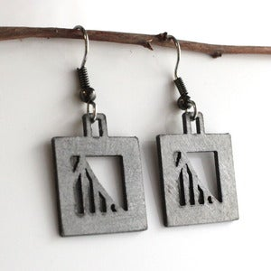 Image of Suspension Bridge Earrings
