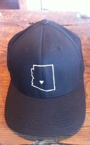 Image of Heart AZ Hat
