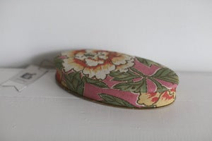 Image of 1930s French fabric box