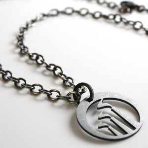 Image of Smoke Stack Necklace