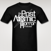 Image of Shirt 1 - Post Atomic Horror logo