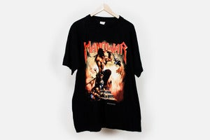 Image of MANOWAR 'Agony & Ecstacy Tour' T-Shirt