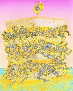 Image of Everything is Sandwiches - 2012