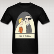 Image of Shirt 7 - Nick and Willikins