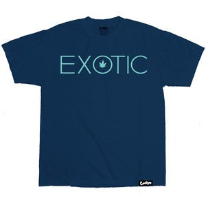 "Image of ""Exotic"" t-shirt - COMING SOON"