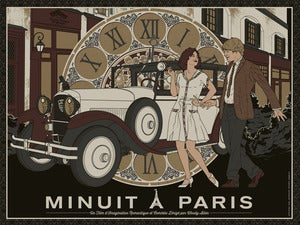 Image of Minuit à Paris