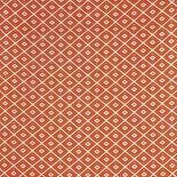 Image of Orange Diamond Mat
