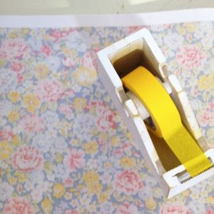 Image of Masking tape jaune