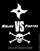 Image of Ninjas VS Pirates DVD