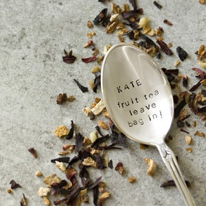 Image of Personalised Tea Spoon
