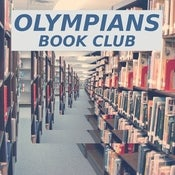 Image of OLYMPIANS BOOK CLUB cd singles