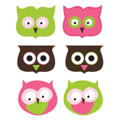 Image of printable Owl favor toppers- Soda Pop Collection
