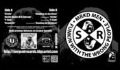 Image of MRKD Men - Funkin with The Wrong People EP / SR000024