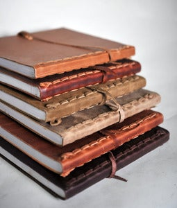 Image of Leather Journals