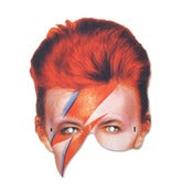 Image of DAVID BOWIE MASK